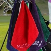 Red Golfing Towel