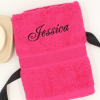 Hot Pink Hand Towel