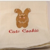 Christmas Towel Gingerbread Personalised Tea Towel