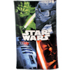 Personalised Star Wars Towel Yoda R2D2 Beach Towel