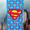 Superman Towel DC Beach Towel