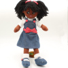 Personalised Amber Rag Doll