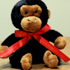 Monkey Personalised Gift Stuffed Toy Chimp