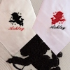 Valentines Handkerchief Cupid Personalised Hankies