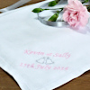 Bells Personalised Mens Hanky