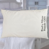 Embroidered Message Pillowcase