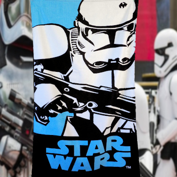 Star Wars Towel Clone Trooper Beach Towel