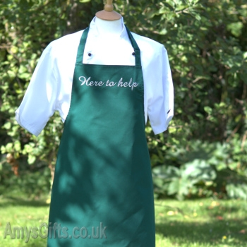Green Chefs Apron