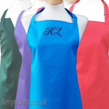Teal Chefs Apron