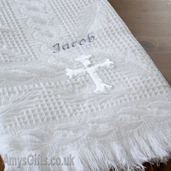 Personalised with White Cross