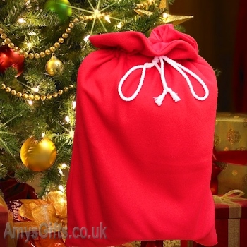 Large Red Santa Sack