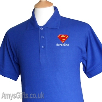 Mens Personalised Polo