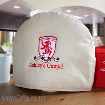 Sports Club Logo Teacosy