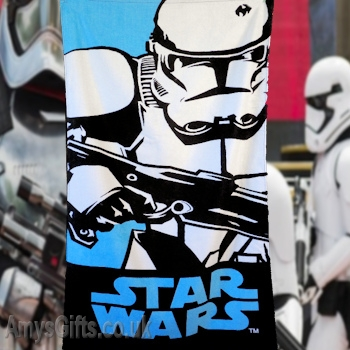 Clone Trooper Beach Towel